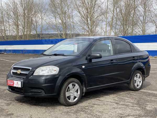 Chevrolet Aveo, 2007 год, 268 000 руб.
