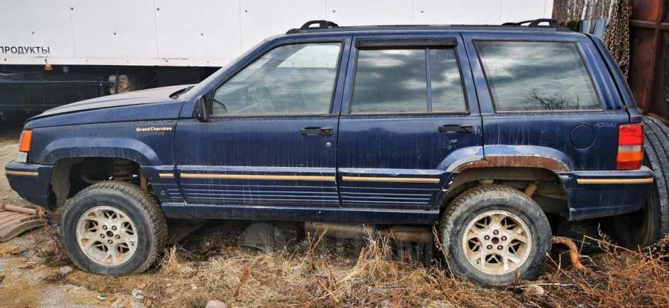 Jeep Grand Cherokee, 1994 год, 180 000 руб.