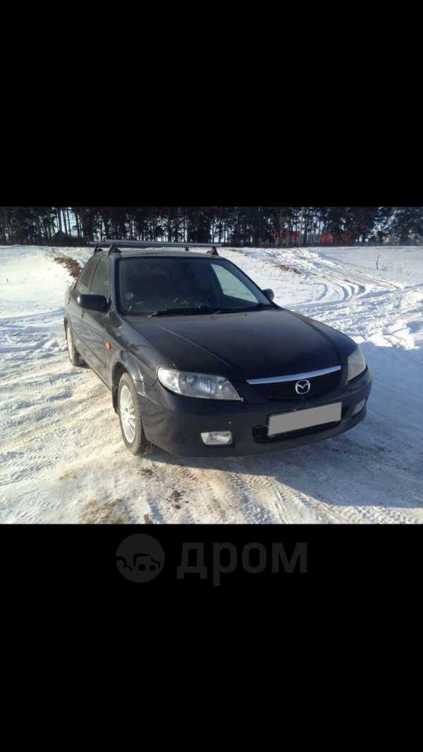 Mazda 323, 2002 год, 130 000 руб.