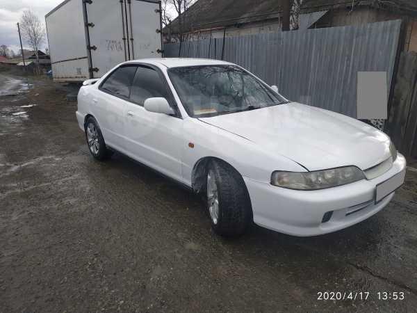 Honda Integra, 1999 год, 155 000 руб.