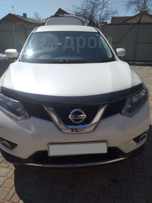Nissan X-Trail, 2015 год, 1 100 000 руб.