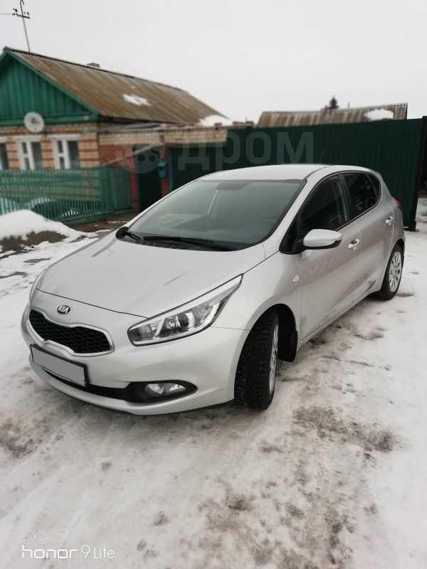 Kia Ceed, 2014 год, 610 000 руб.