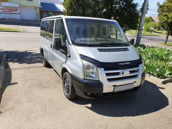 Ford Tourneo Custom, 2008 год, 410 000 руб.