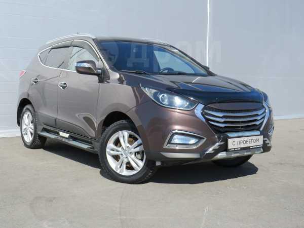 Hyundai ix35, 2013 год, 699 000 руб.