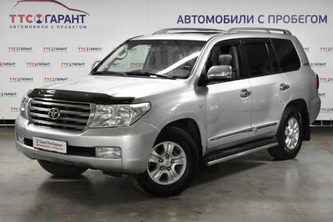 Toyota Land Cruiser, 2011 год, 1 599 000 руб.