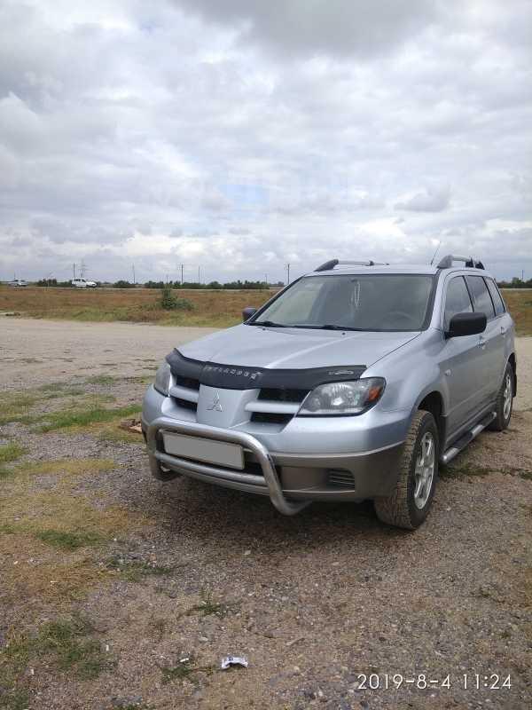 Mitsubishi Outlander, 2003 год, 480 000 руб.