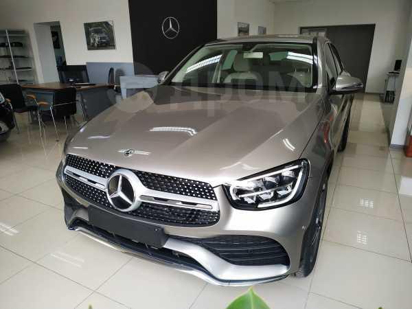 Mercedes-Benz GLC Coupe, 2020 год, 4 150 000 руб.