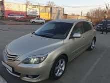 Барнаул Mazda3 2004