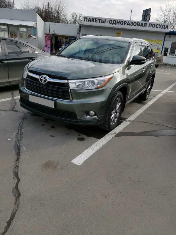 Toyota Highlander, 2014 год, 1 865 000 руб.