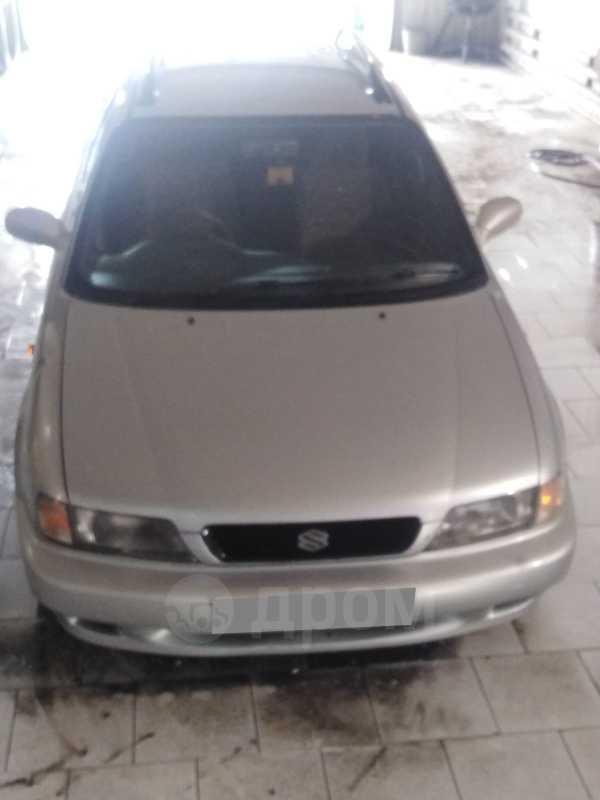 Suzuki Cultus, 1996 год, 120 000 руб.