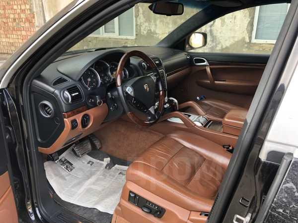 Porsche Cayenne, 2008 год, 850 000 руб.