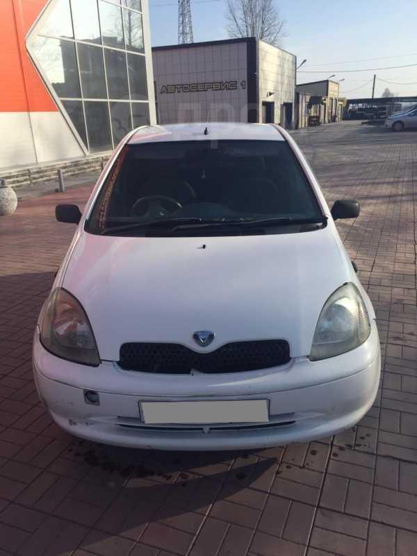 Toyota Vitz, 2001 год, 175 000 руб.