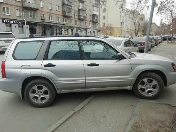 Subaru Forester, 2004 год, 464 000 руб.