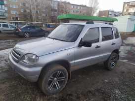Оренбург Niva 2007