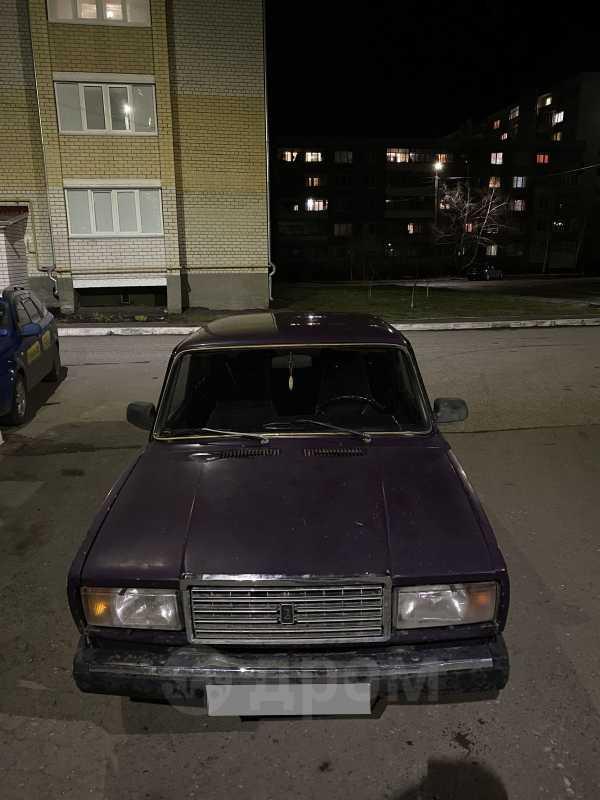 Лада 2107, 1997 год, 35 000 руб.