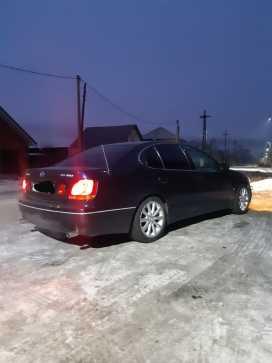 Кызыл Lexus GS300 1998