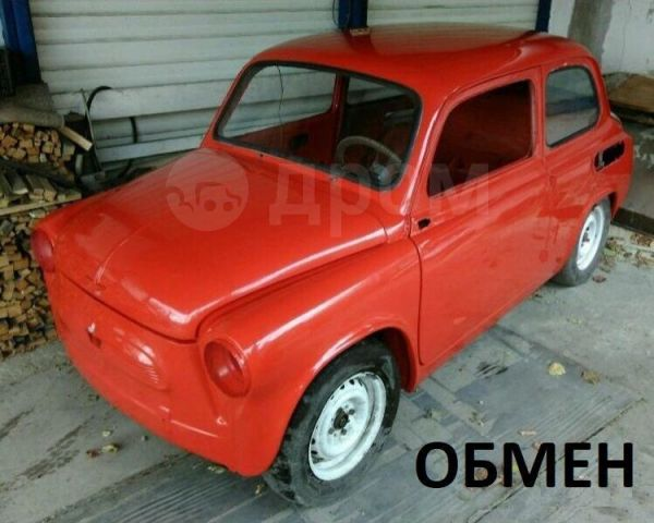 ЗАЗ Запорожец, 1968 год, 110 000 руб.