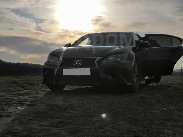 Lexus GS250, 2013 год, 1 750 000 руб.