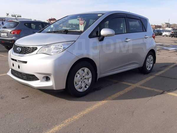 Subaru Trezia, 2015 год, 595 000 руб.