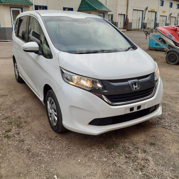 Honda Freed+, 2016 год, 1 195 000 руб.