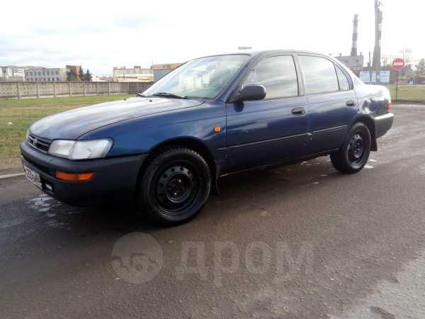 Toyota Corolla, 1996 год, 110 000 руб.