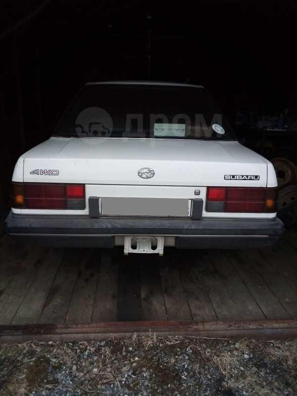 Subaru Leone, 1987 год, 130 000 руб.