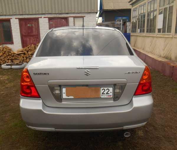 Suzuki Aerio, 2002 год, 270 000 руб.
