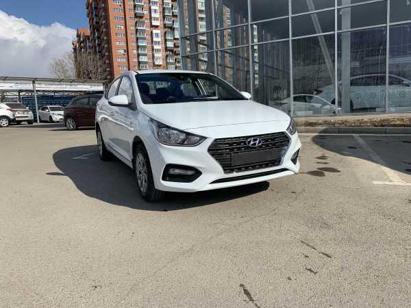 Hyundai Solaris, 2019 год, 935 000 руб.