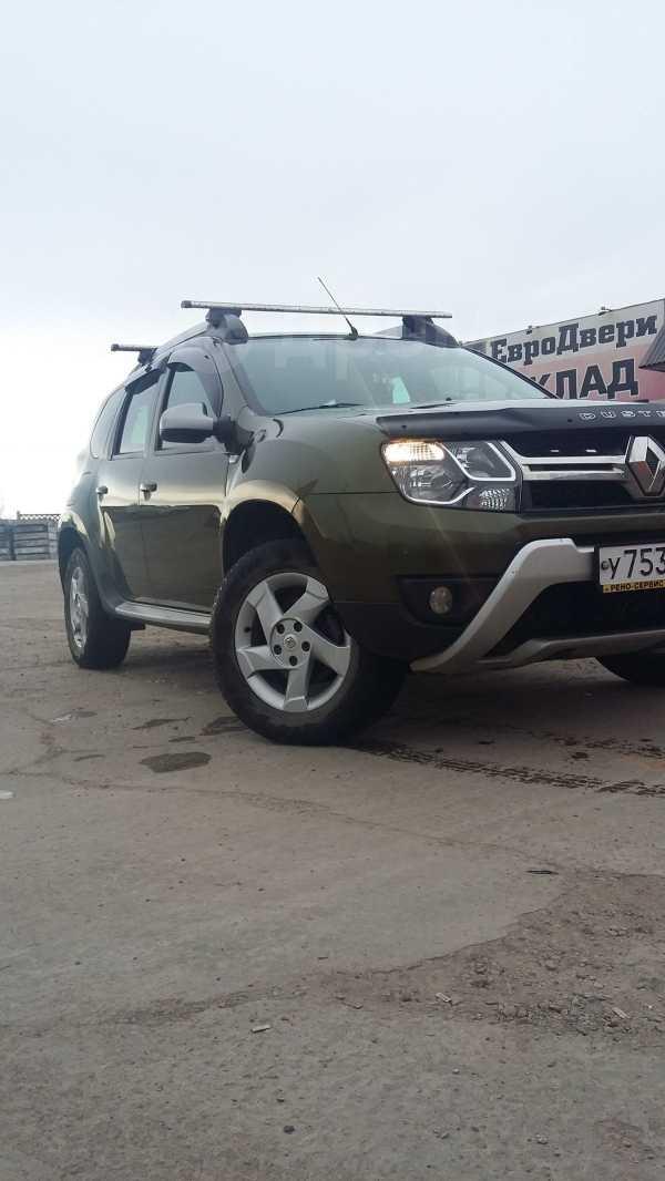 Renault Duster, 2015 год, 729 000 руб.
