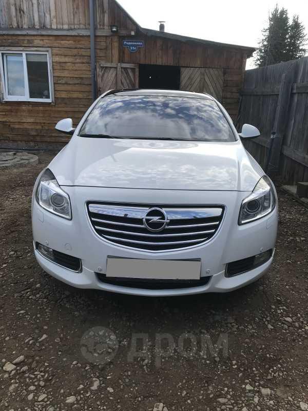 Opel Insignia, 2010 год, 600 000 руб.