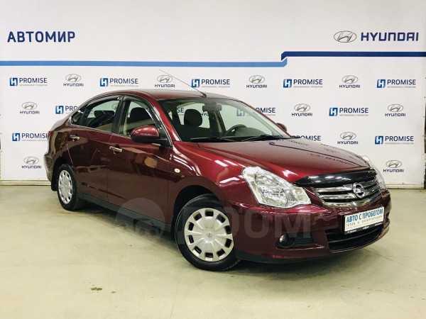 Nissan Almera, 2017 год, 619 000 руб.