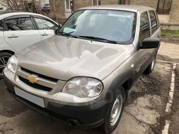 Chevrolet Niva, 2016 год, 330 000 руб.