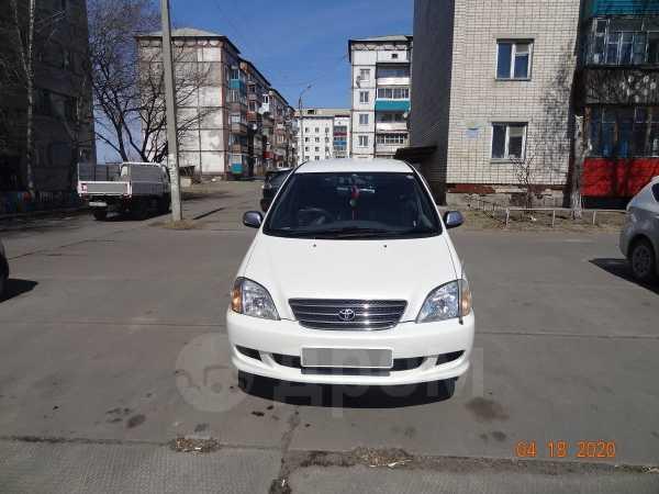 Toyota Nadia, 1999 год, 345 000 руб.