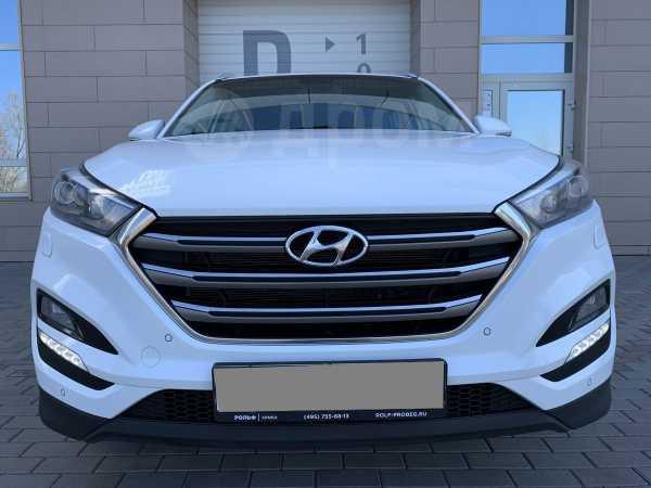 Hyundai Tucson, 2016 год, 1 369 000 руб.