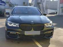 Москва BMW 7-Series 2015