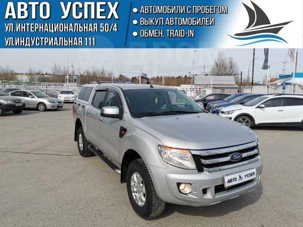 Ford Ranger, 2012 год, 1 100 000 руб.