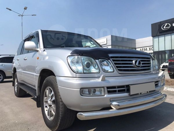 Lexus LX470, 2006 год, 1 360 000 руб.