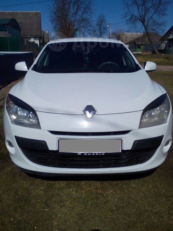 Renault Megane, 2009 год, 455 000 руб.