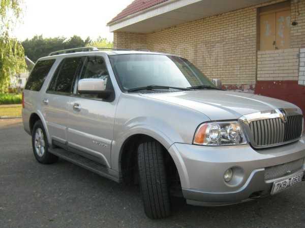 Lincoln Navigator, 2003 год, 700 000 руб.