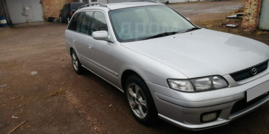 Mazda Capella, 1999 год, 205 000 руб.