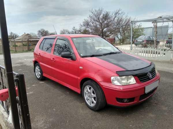 Volkswagen Polo, 2001 год, 180 000 руб.