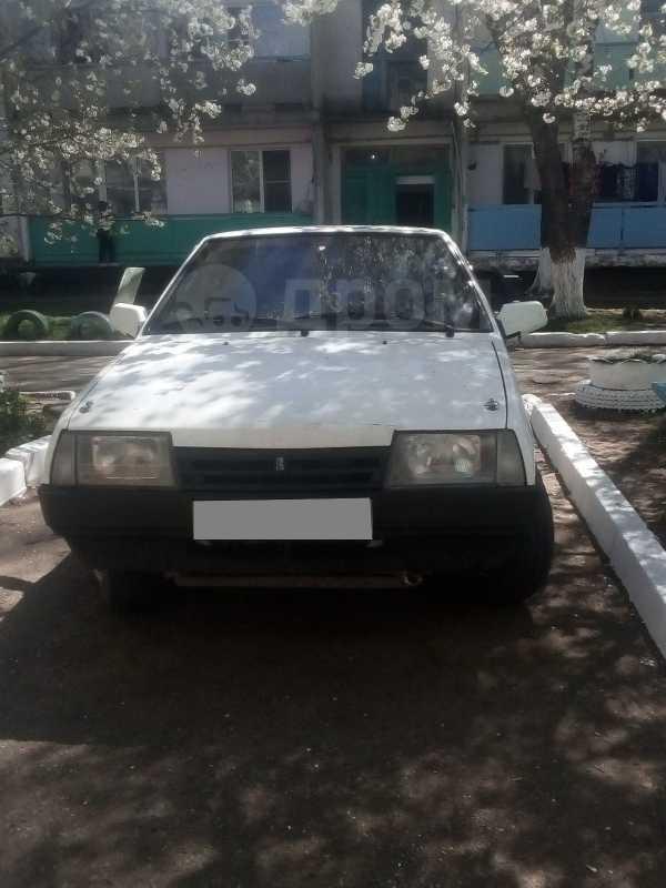 Лада 2109, 1996 год, 39 000 руб.