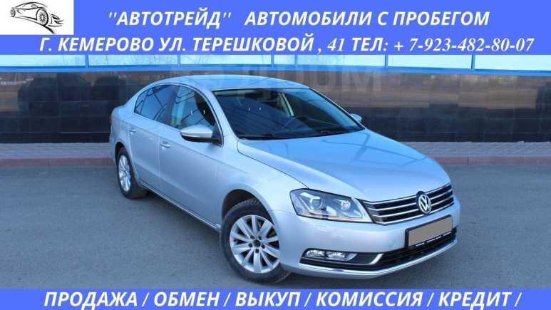 Volkswagen Passat, 2014 год, 739 000 руб.