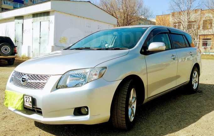 Toyota Corolla Fielder, 2008 год, 460 000 руб.