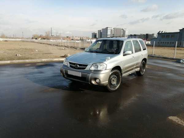 Mazda Tribute, 2005 год, 395 000 руб.