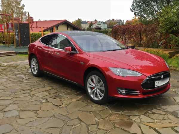 Tesla Model S, 2014 год, 4 500 000 руб.