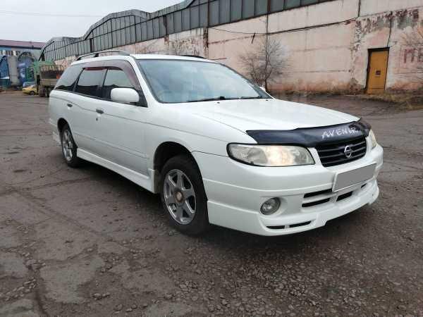 Nissan Avenir Salut, 2000 год, 220 000 руб.