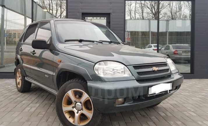 Chevrolet Niva, 2007 год, 238 000 руб.