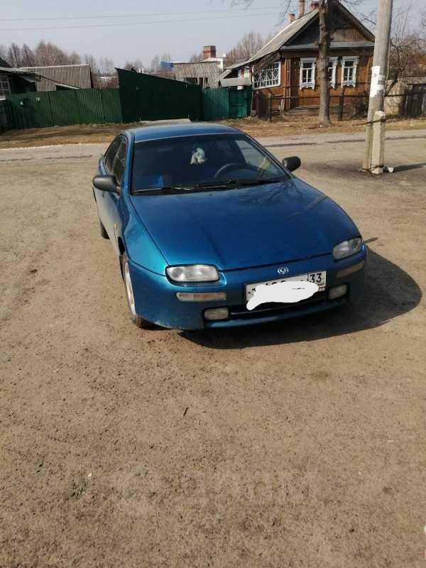 Mazda 323, 1997 год, 145 000 руб.