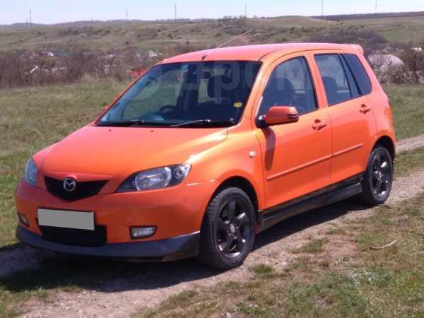 Mazda Mazda2, 2004 год, 280 000 руб.